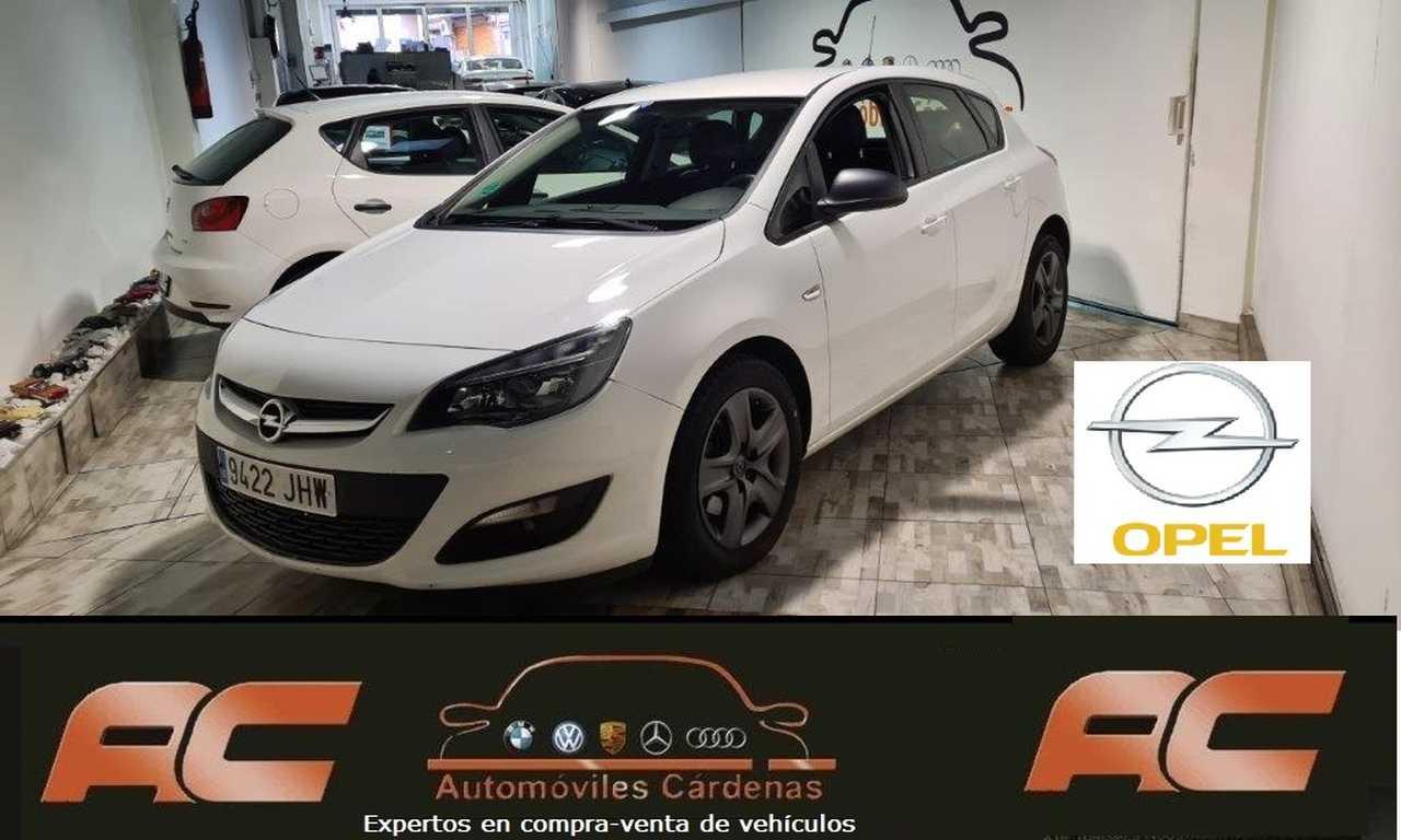 Opel Astra 1.6 CDTI 110CV SELECTIVE CLIMA DIGITAL-VOLANTE MULTIFUNCIÓN  - Foto 1