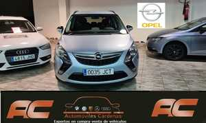 Opel Zafira Tourer    2.0 CDTI 130CV SELECTIVE 7 PLAZAS NAVEGADOR GPS-CAMARA T  - Foto 2