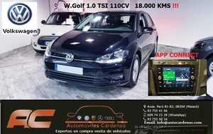 Volkswagen Golf 1.0 TFSI 110CV BUSINESS NAVI CAR PLAY NAVI-LLANTAS-CLIMA DIGITAL  - Foto 2