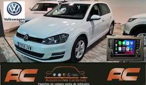 Volkswagen Golf GOLF 1.4 TSI 125CV ADVANCED CAR PLAY NAVI-LLANTAS-CLIMA DIGITAL  - Foto 2