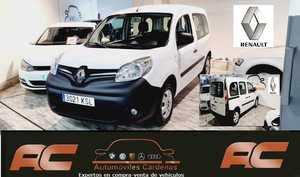 Renault Kangoo combi 1.5 DCI 75CV BLUETOOTH-USB-FAROS NIEBLA-AIRE ACONDICIONADO  - Foto 2