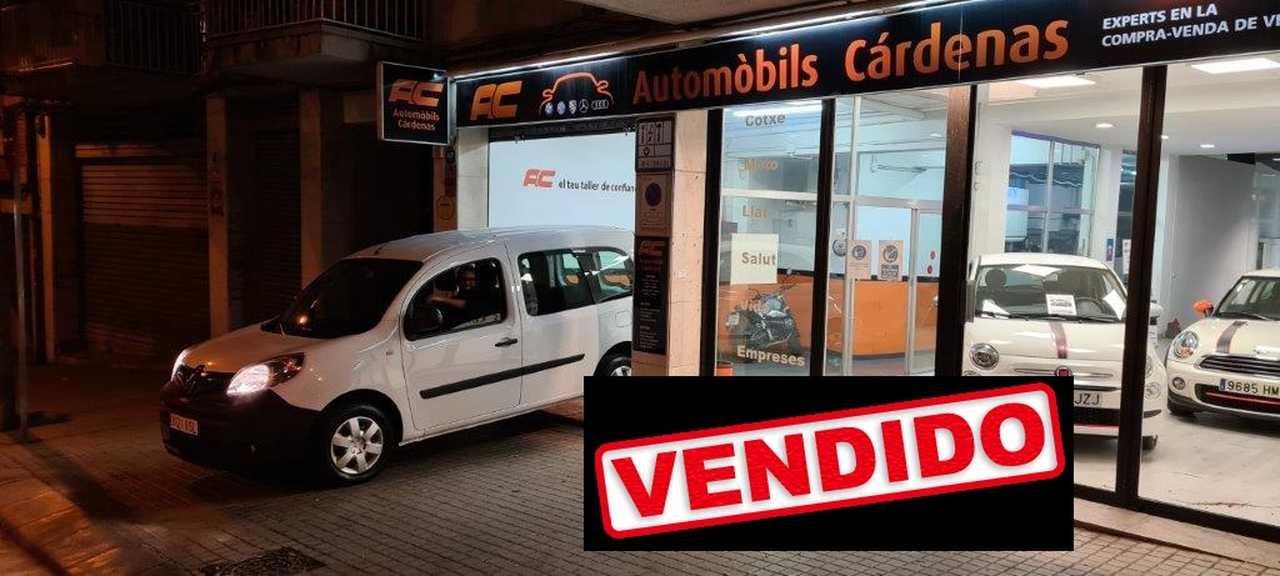 Renault Kangoo combi 1.5 DCI 75CV BLUETOOTH-USB-FAROS NIEBLA-AIRE ACONDICIONADO  - Foto 1