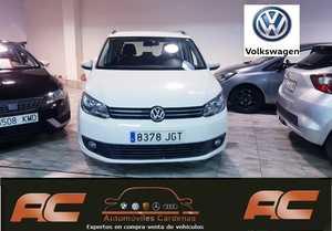 Volkswagen Touran 1.6 TDI 105CV  7 PLAZAS CLIMA-LLANTAS ALUMINIO-BLUETOOTH  - Foto 2
