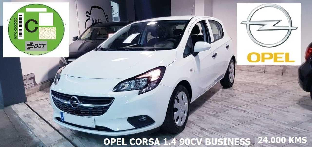 Opel Corsa 1.4 90CV BUSINESS BLUETOOTH-USB-FAROS NIEBLA-AIRE ACONDICIONADO  - Foto 1