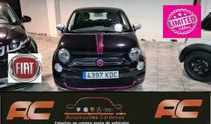 Fiat 500 1.2 POP 69CV BLACK LINE DECORACION EXCLUSIVA-USB-BLUETOOTH  - Foto 2