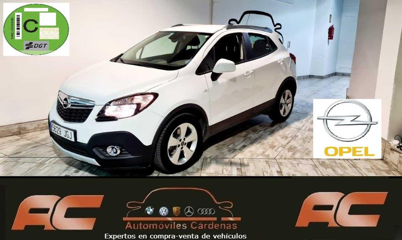 Opel Mokka 1.6 CDTI 136CV SELECTIVE 4x2 SENSORES APAR -BLUETOOTH-SENOR LUCES Y LLUVIA  - Foto 1