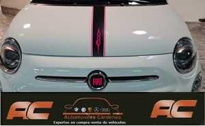 Fiat 500 1.2 POP LIMITED EDITION PINK PANTALLA TACTIL-SENSORES APAR T-BLUETOOTH  - Foto 2