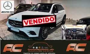 Mercedes GLC 250 CDI 4 MATIC AMG PACK AMG PACK AMG INTERIOR Y EXT-TECHO-XENON  - Foto 2