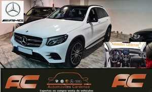 Mercedes GLC 250 CDI 4 MATIC AMG PACK AMG PACK AMG INTERIOR Y EXT-TECHO-XENON  - Foto 3