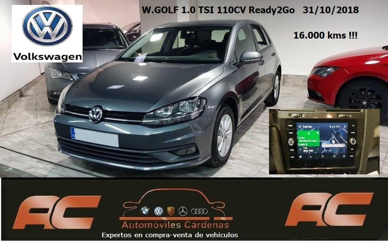 Volkswagen Golf 1.0 TSI 110CV READY2GO CAR PLAY NAVI-LLANTAS-CLIMA DIGITAL  - Foto 1