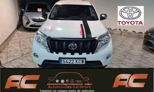 Toyota Land Cruiser 2.8 D4D 177CV 7 PLAZAS BLACK EDITION-BOLA REMOLQUE  - Foto 2