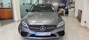 Mercedes Clase C 200d AMG LINE PAQUETE  AMG-GPS AUTOMATICO.LEDS  - Foto 3