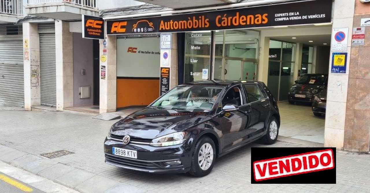 Volkswagen Golf 1.0 TSI 110CV READY2GO 115CV 02/2019  7.600 KMS CARPLAY  - Foto 1