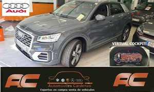 Audi Q2 35 TFSI SPORT EDITION 150CV NAVEGADOR GPS-VIRTUAL COCKPIT-LEDS-LLANTA 18