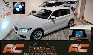 BMW Serie 1 116D 5 PUERTAS NAVEGADOR PROFEIONAL -FAROS LED-BLUETOOTH-USB  - Foto 2