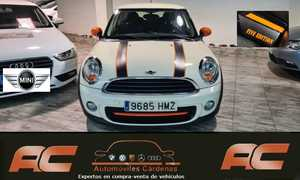 MINI One D FIVE LIMITED EDITION AIRE-VOLANTE MULTIFUNCION-USB-BLUETOOTH  - Foto 3