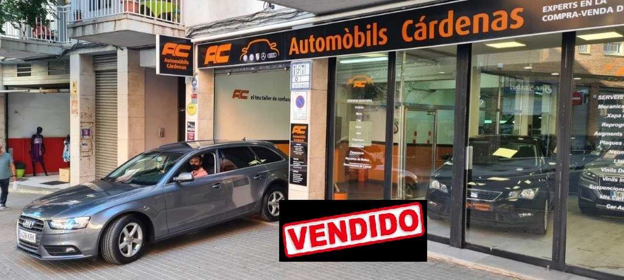Audi A4 Avant 2.0 TDI 150CV MULTITRONIC NAVEGADOR GPS.XENON+LEDS-BLUETOOTH  - Foto 1