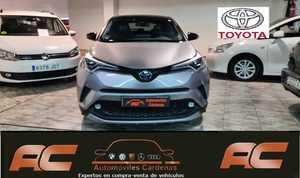 Toyota C-HR 125H DYNAMIC PLUS CUERO-NAVEGADOR GPS-LEDS-TECHO NEGRO  - Foto 2