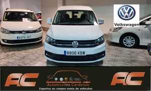 Volkswagen Caddy 2.0 TDI 102CV KOMBI 5 UBS-BLUETOOTH-FAROS NIEBLA  - Foto 3