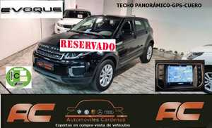 Land-Rover Range Rover Evoque Evoque 2.0L TD4 150cv 4x4 SE Auto. TECHO PANORAMICO-NAVEGADOR GPS-PIEL-CAMARA-XENON  - Foto 2