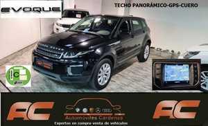 Land-Rover Range Rover Evoque Evoque 2.0L TD4 150cv 4x4 SE Auto. TECHO PANORAMICO-NAVEGADOR GPS-PIEL-CAMARA-XENON  - Foto 3
