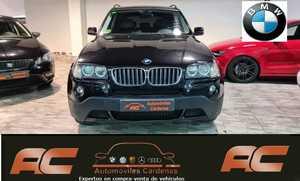 BMW X3 2.0 d  Xdrive 4x4  FAROS XENON-18