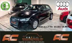 Audi A1  Sportback 1.4 TDI 90CV ATRACCION SENSORES APAR T-BLUETOOTH-USB  - Foto 3