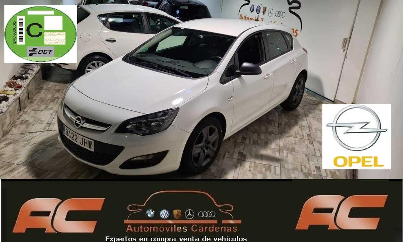 Opel Astra 1.6 CDTI 110CV SELECTIVE CLIMA-USB-BLUETOOTH  - Foto 1