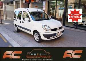 Renault Kangoo combi 1.5 CDI 80CV DOBLE PUERTA LATERAL SIN DISTINTIVO   AIRE-DIRECCION A-BLUETOOTH  - Foto 2