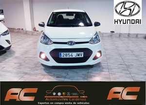 Hyundai i10 1.000 KLAS 66CV AIRE-DIRECCION -ELEV ELEC-RCD  - Foto 2