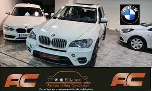 BMW X5 XDRIVE 3.0D TECHO ELEC-NAVI-CUERO-XENON  - Foto 2