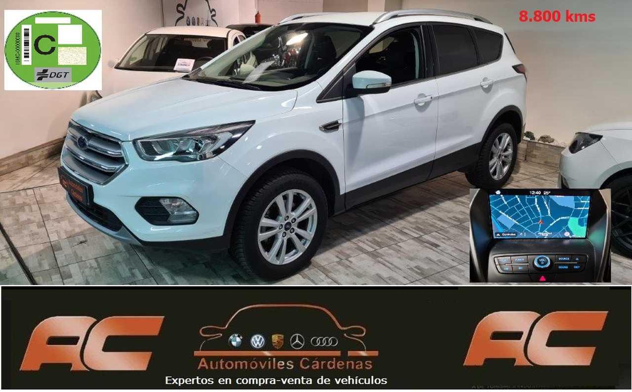 Ford Kuga 1.5 120CV 4X2 8.800 KMS NAVEGADOR GPS-LUCES LED-BLUETOOTH-PDC T  - Foto 1
