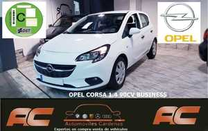 Opel Corsa 1.4 90cv BUSINESS AIRE-VOLANTE MULTIFUNCION-USB-BLUETOOTH  - Foto 3