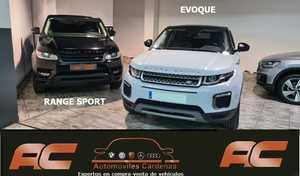 Land-Rover Range Rover Evoque 2.0 SD4 150CV AUTOMATICO SE 4X4 NAVI-LLANTAS 18