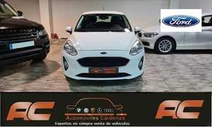 Ford Fiesta 1.1 TI VCT 85CV CARPLAY-LLANTAS ALUM-BLUETOTH-CLIMA-USB  - Foto 3