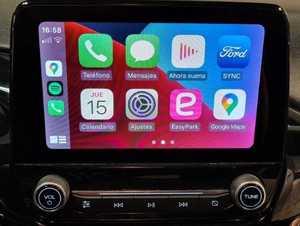 Ford Fiesta 1.1 TI VCT 85CV CARPLAY-LLANTAS ALUM-BLUETOTH-CLIMA-USB  - Foto 2