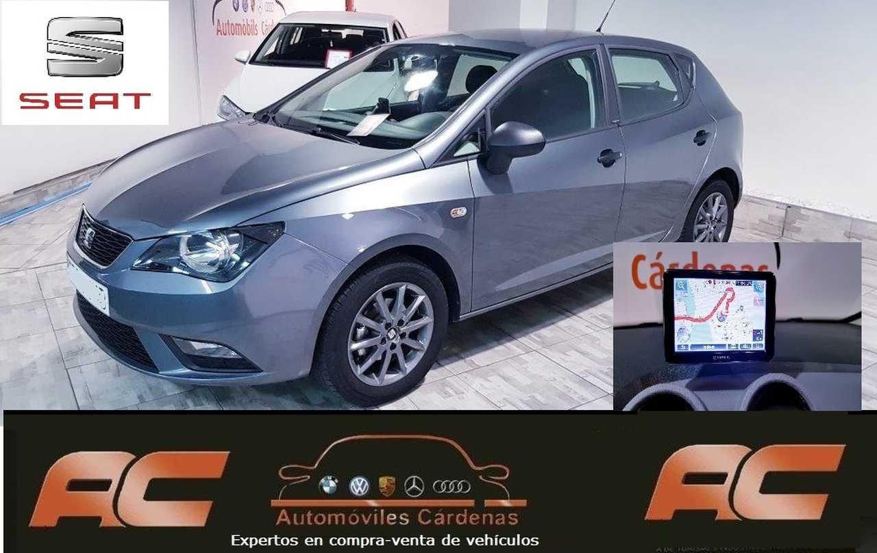Seat Ibiza 1.2 I-TECH 70CV 30 ANIVEERSARIO NAVEGADOR GPS-LLANTAS-BLUETOOTH  - Foto 1