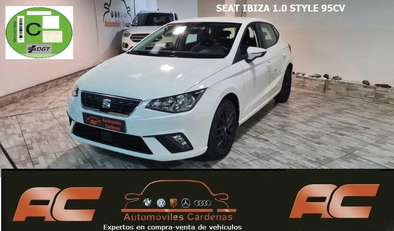 Seat Ibiza 1.0 TSI 95CV STYLE PLUS CLIMA-LLANTAS 16