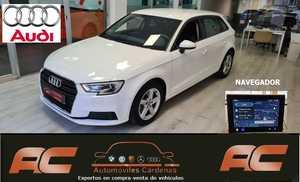 Audi A3 Sportback 30 TFSI 116CV CLIMA-CARPLAY-USB-LLANTAS 5 PALAS  - Foto 2