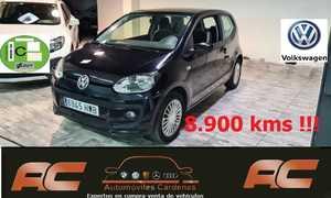 Volkswagen up! HIGH 1.0 60CV 8.900 KMS   LLANTAS ALUMINIO-AA-EE-ASIENTOS CALEFACTADOS  - Foto 2