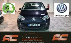 Volkswagen up! HIGH 1.0 60CV 8.900 KMS   LLANTAS ALUMINIO-AA-EE-ASIENTOS CALEFACTADOS  - Foto 3