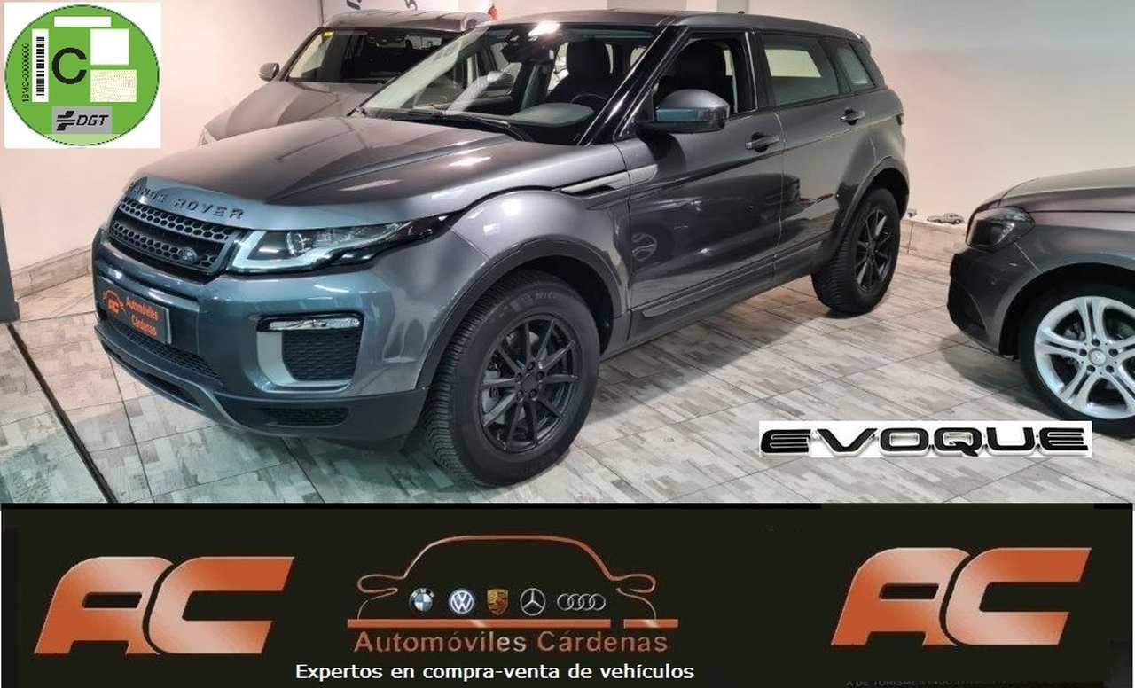 Land-Rover Range Rover Evoque  2.0L TD4 150cv 4x4 Auto. PURE PACK BLACK LINE-LLANTES NEGRAS-USB-BLUETOOTH  - Foto 1