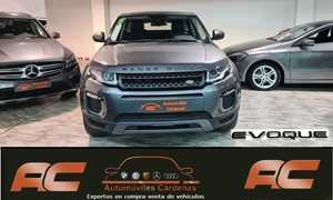 Land-Rover Range Rover Evoque  2.0L TD4 150cv 4x4 Auto. PURE PACK BLACK LINE-LLANTES NEGRAS-USB-BLUETOOTH  - Foto 3