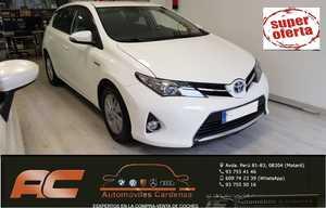 Toyota Auris Auris Hybrid Advance 5p. AUTOMATICO-CLIMA-VOLANTE MULTIFUNCION  - Foto 2