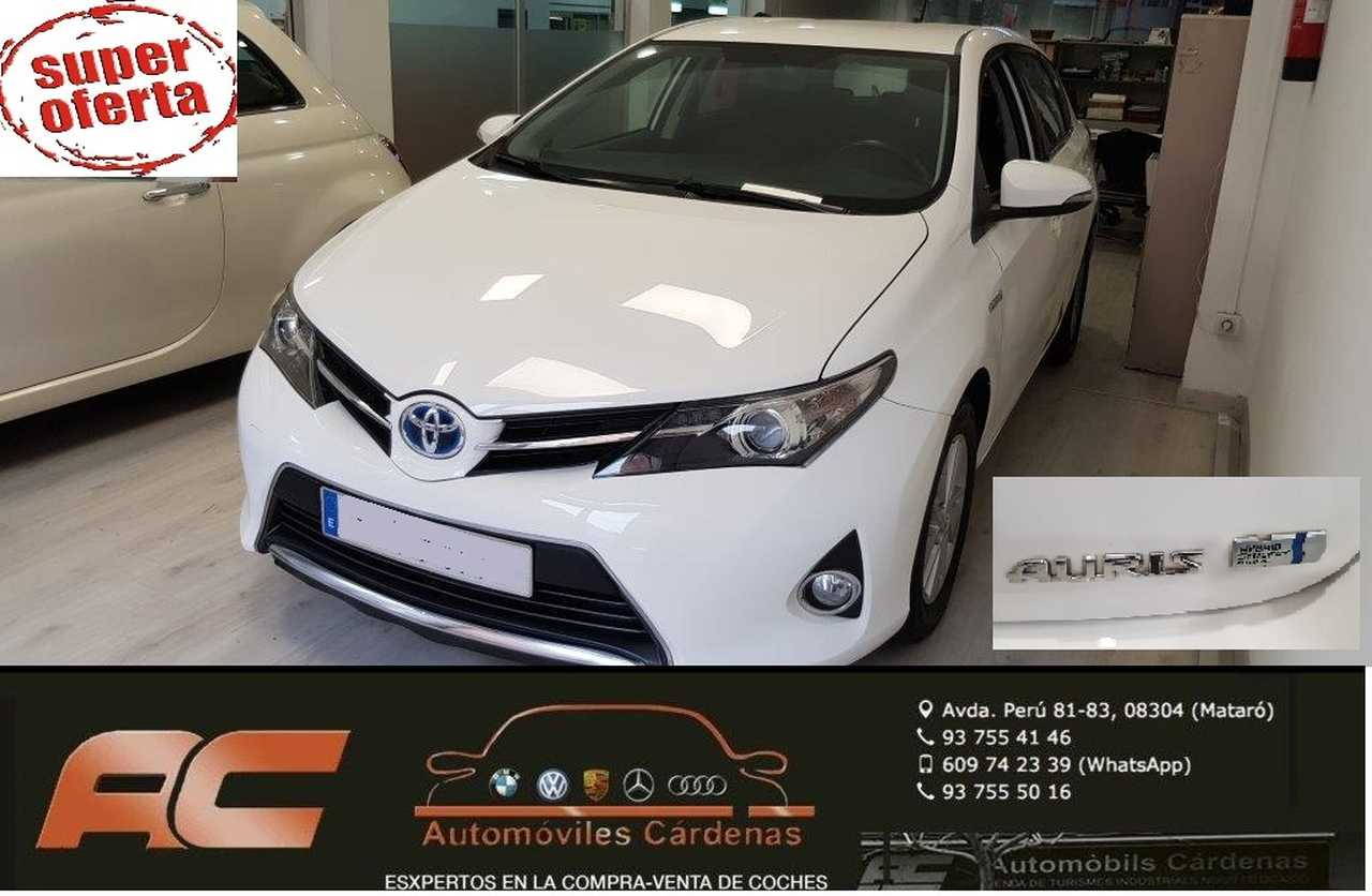 Toyota Auris Auris Hybrid Advance 5p. AUTOMATICO-CLIMA-VOLANTE MULTIFUNCION  - Foto 1