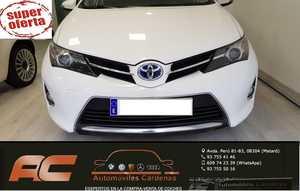 Toyota Auris Auris Hybrid Advance 5p. AUTOMATICO-CLIMA-VOLANTE MULTIFUNCION  - Foto 3