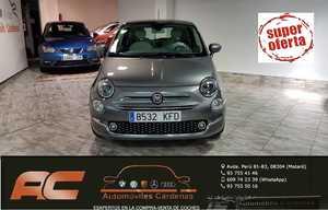 Fiat 500 1.2 SPORT 2018  69CV 2018  CLIMA-TECHO PANORAMICO-USB-TEL-LLANTAS  - Foto 2