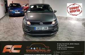 Volkswagen Polo 1.4 TDI BLUEMOTION ADVANCED LLANTAS ALUMINIO-BLUETOOTH-SENSORES APARCAMIENTO T  - Foto 2
