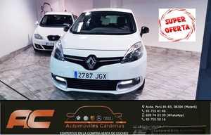 Renault Scénic 1.2 TCe 115cv LIMITED ENERGY CLIMA-USB-LLANTAS-USB-BLEUTOOTH  - Foto 3