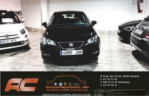 Seat Ibiza 1.4 TDI 105CV STYLE CLIMA-LLANTAS-TEL-USB-VOLANTE MULTIFUNCION  - Foto 3